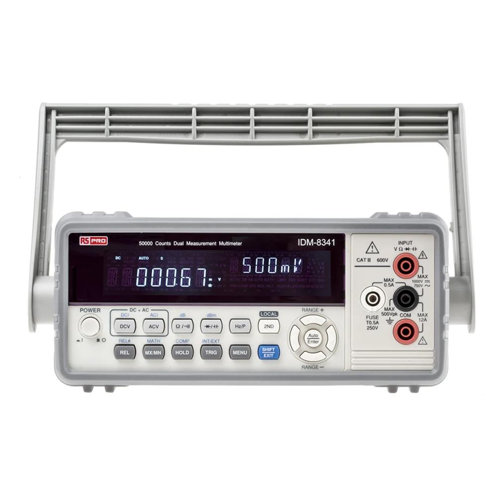 RS PRO IDM8341 Bench Digital Multimeter