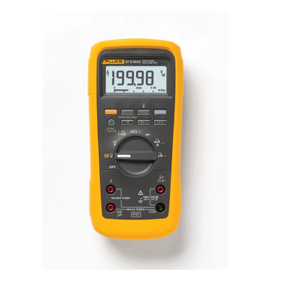 Fluke 87V-MAX Handheld Digital Multimeter