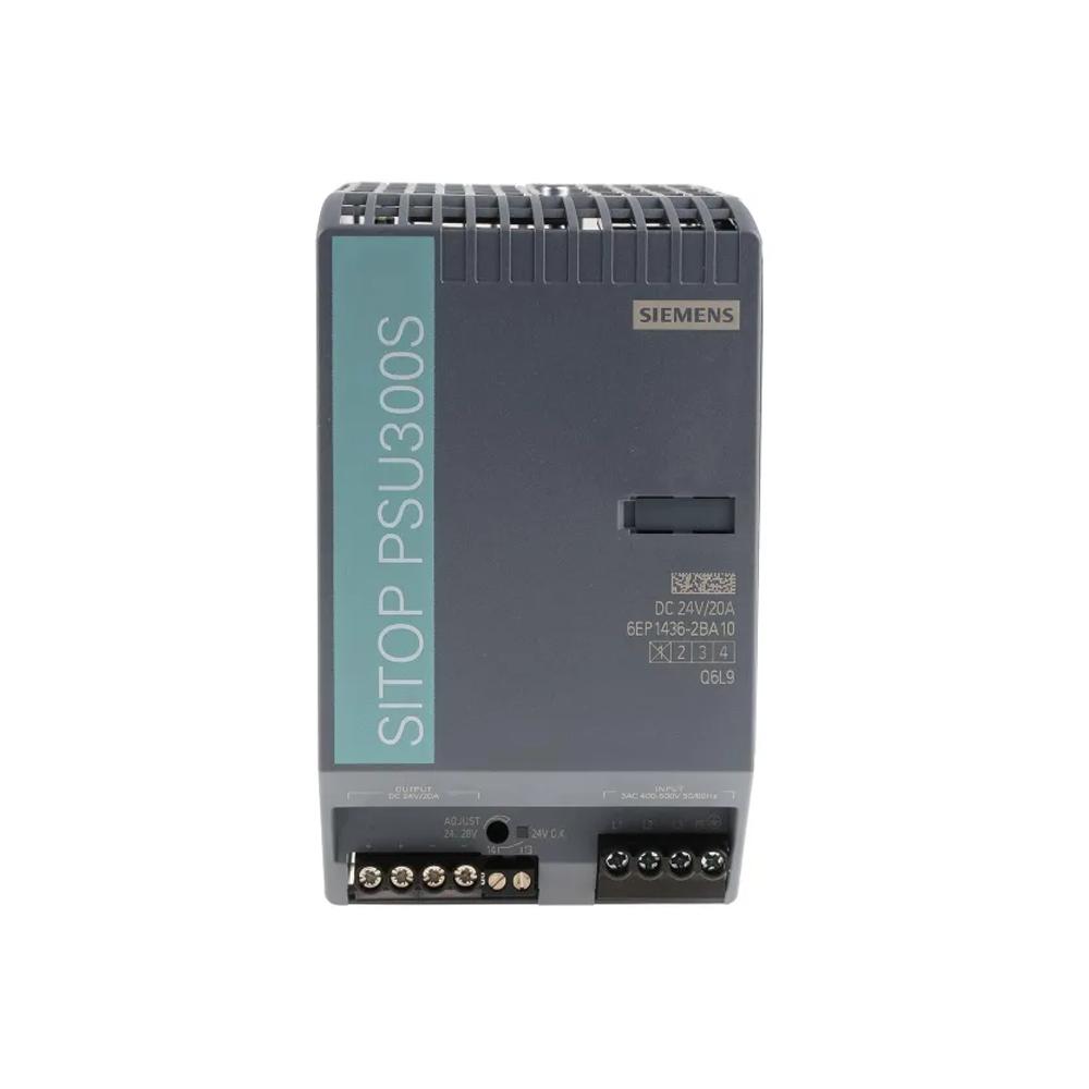 Siemens SITOP PSU300S Switch Mode DIN Rail Panel Mount Power Supply