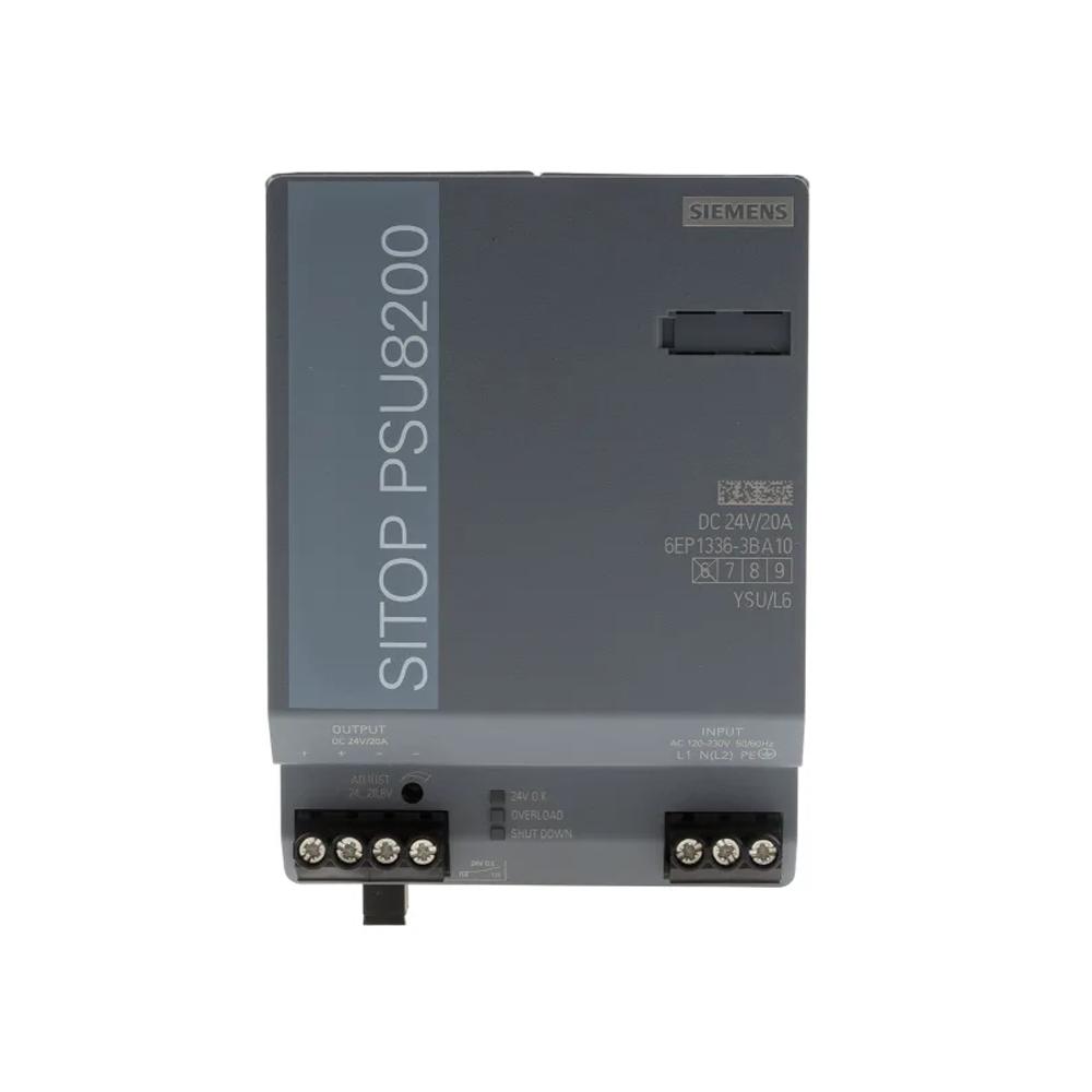 Siemens SITOP PSU8200 Switch Mode DIN Rail Panel Mount Power Supply